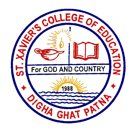 College Of Education: ST. XAVIER'S COLLEGE OF EDUCATION